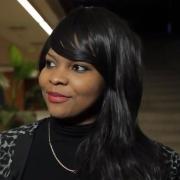 Melissa Sakasaka from Congo