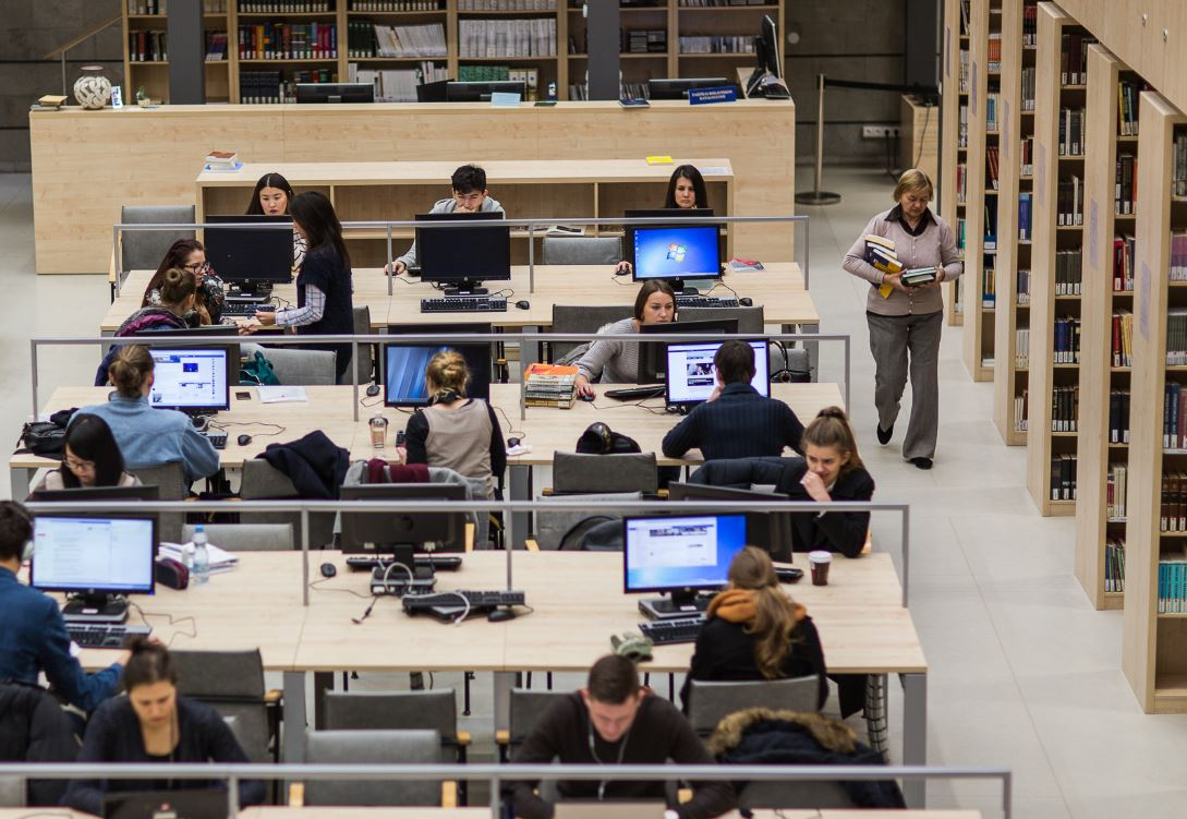 University Archives Study In Lithuania