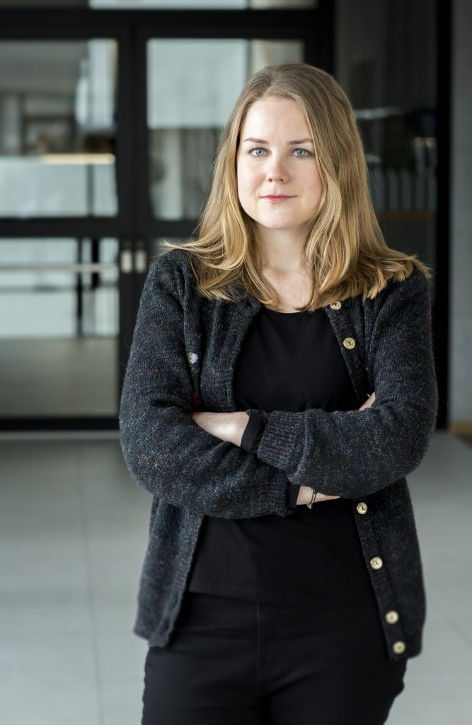 Agnė Poderytė, Chief Coordinator of Baltic Summer University