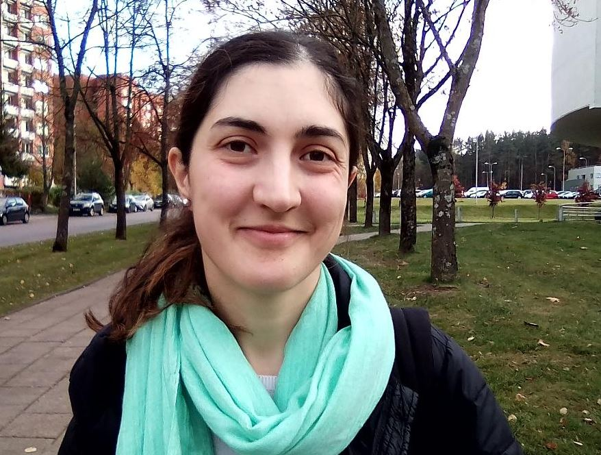 Mariami Silagadze, MRU student